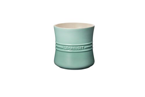 Le Creuset - 2.6 L (2.75 QT) Sage Utensil Crock