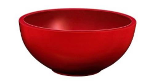 "Le Creuset - 6"" (16cm) Cherry Minimalist Cereal Bowls - Set of 4"
