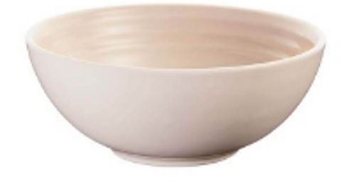 "Le Creuset - 6"" (15cm) Meringue Cereal Bowls - Set of 4"