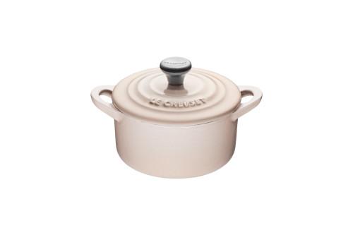 Le Creuset - 0.3 L (0.33 Qt) Meringue Round French Oven