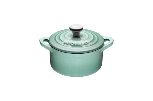 Le Creuset - 0.3 L (0.33 Qt) Sage Round French Oven