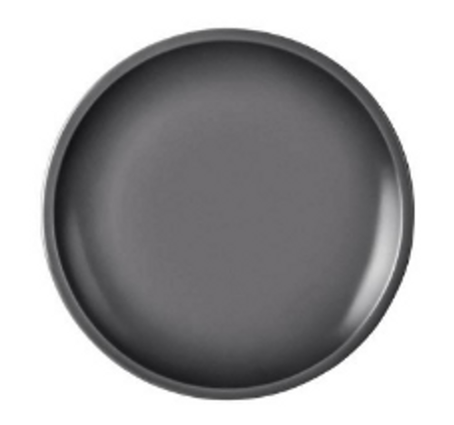 "Le Creuset - 9"" (22cm) Oyster Minimalist Dessert/Salad Plates - Set of 4"