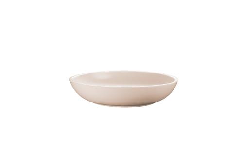 """Le Creuset - 9"""" (22cm) Meringue Minmalist Coupe Pasta Bowls - Set of 4"""