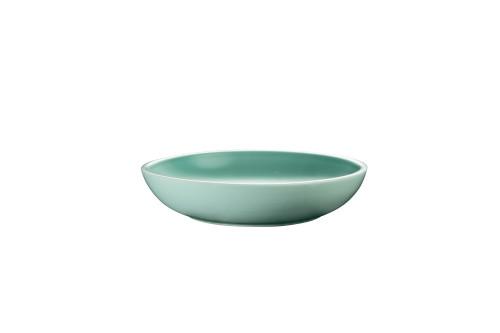 """Le Creuset - 9"""" (22cm) Sage Minmalist Coupe Pasta Bowls - Set of 4"""