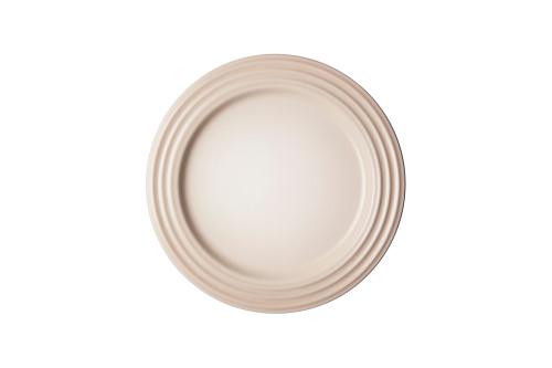 """Le Creuset - 9"""" (22cm) Meringue Dessert/Salad Plates - Set of 4"""