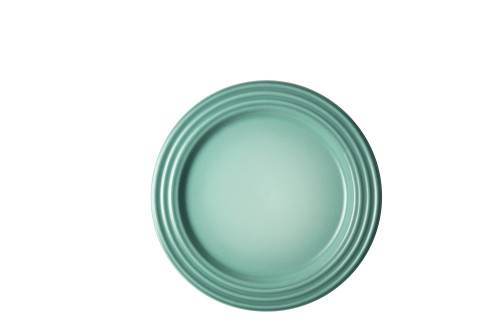 "Le Creuset - 9"" (22cm) Sage Dessert/Salad Plates - Set of 4"