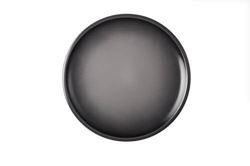 "Le Creuset - 10.5"" (27 cm) Oyster Minimalist Dinner Plates - Set of 4"