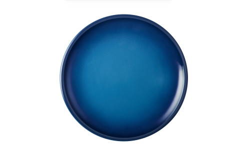 "Le Creuset - 10.5"" (27 cm) Blueberry Minimalist Dinner Plates - Set of 4"