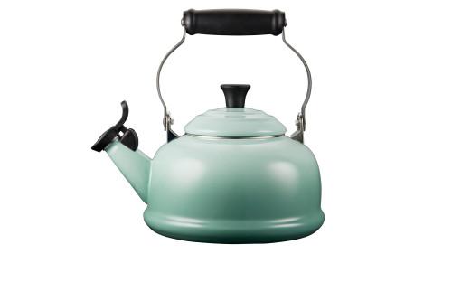 Le Creuset - 1.7 L (1.8 QT) Sage Classic Whistling Kettle