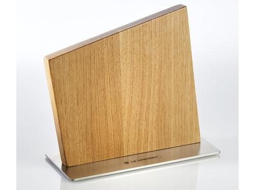 Le Creuset - Oak Magnetic Knife Block