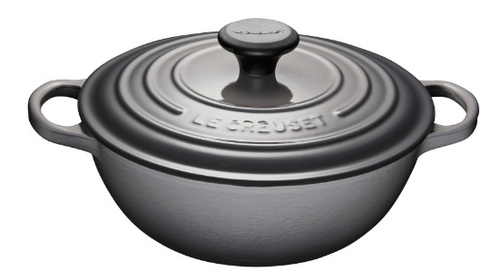 Le Creuset - 4.1 L (4.3 Qt) Oyster Chef's French Oven