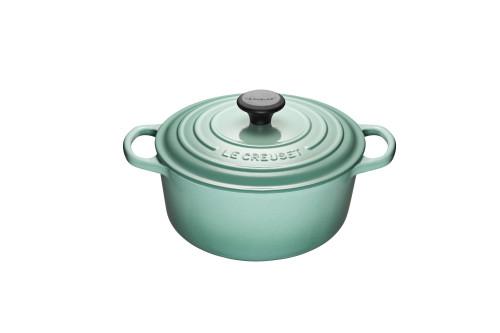 Le Creuset - 4.2 L (4.5 Qt) Sage Round French Oven