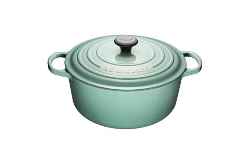 Le Creuset - 6.7 L (7 Qt) Sage Round French Oven