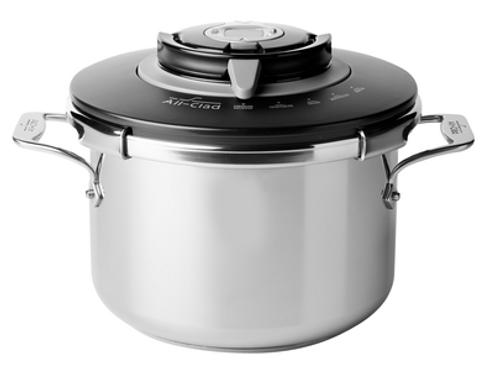 All Clad - PC8- Precision Pressure Cooker - P4231442