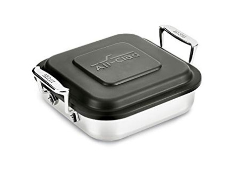 All Clad - Square Baker With Lid - E9019464