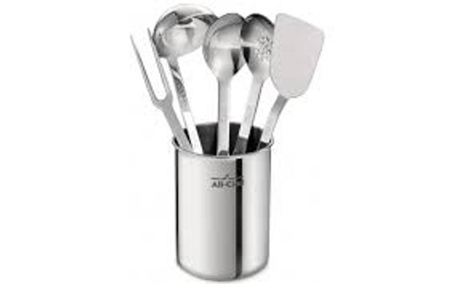 All Clad - 6 Piece Kitchen Tool Set - K146S664