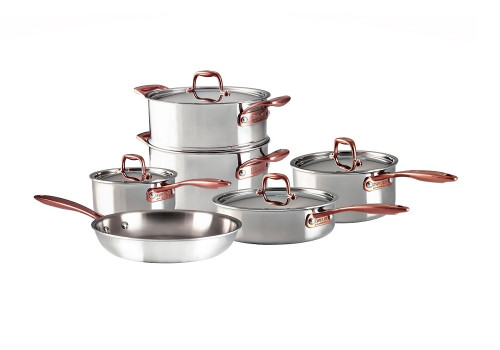 Zwilling - Rose 10-Piece Cookware Set