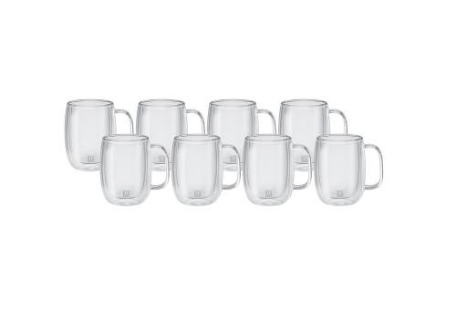 Zwilling J.A. Henckels - Sorrento 8-Piece 350ML Coffee Glass