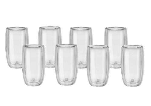 Zwilling J.A. Henckels - Sorrento 8-Piece 350ML Latte Glass