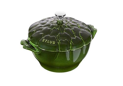 Staub - Basil 3L Artichoke Vegetable Cocotte