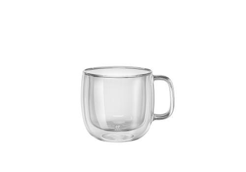 Zwilling J.A. Henckels - Sorrento 2-Piece 450ML Cappuccino Glass Set
