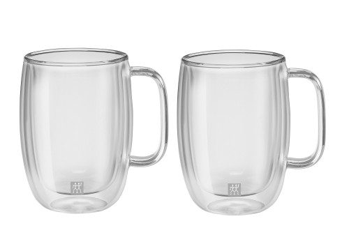 Zwilling J.A. Henckels - Sorrento 2-Piece 450ML Latte Glass Set