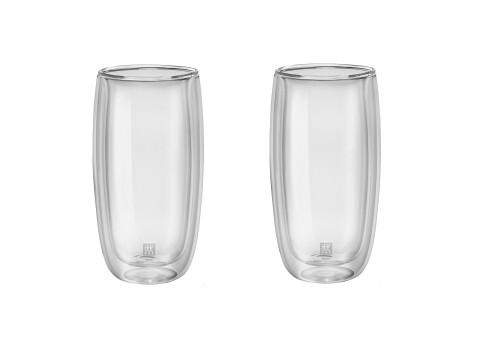 Zwilling J.A. Henckels - Sorrento 2-Piece 474ml Beverage Glass Set