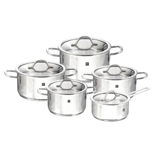 Zwilling J.A. Henckels - Neo 10-Piece Cookware Set