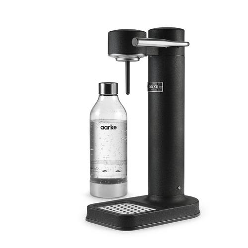 Aarke - Matte Black Sparkling Water Maker - AA03MEBK