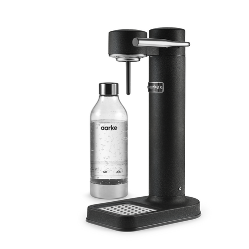 Aarke - Matte Black Carbonator III Sparkling Water Maker