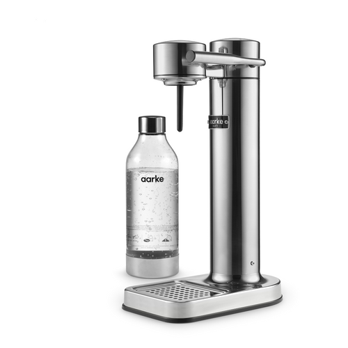 Aarke - Stainless Steel Sparkling Water Maker