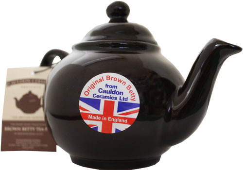 Brown Betty - Brown Betty 4 Cup Teapot - BR03