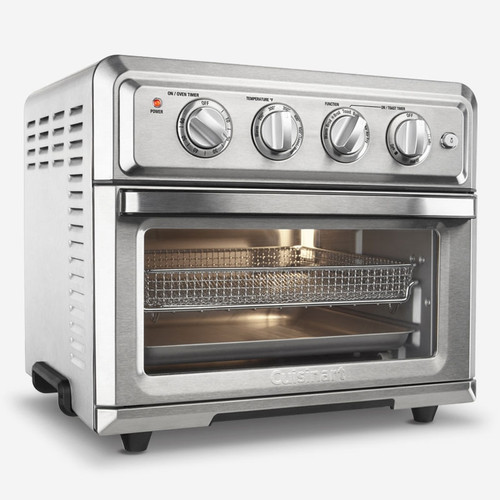 Cuisinart - Airfryer Convection Oven - TOA60C
