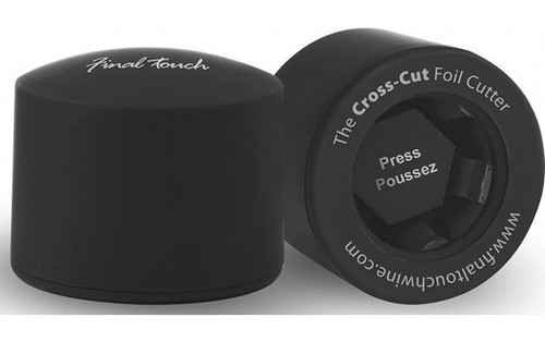 Final Touch - 6 Blade Cross Cut Foil Cutter - FTA7006