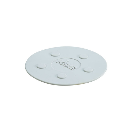 """Lodge - Gray 8"""" Magnetic Silicone Trivet"""