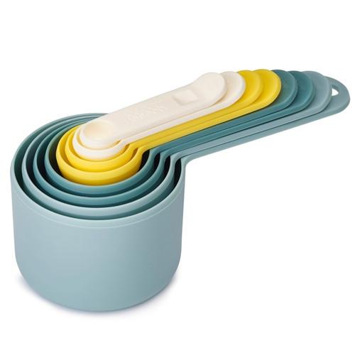 Joseph Joseph -  Nest Opal 8 pc Measureing Cup & Spoon Set - 7040077OP