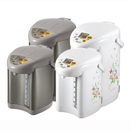 Zojirushi -  3L Micom Water Boiler & Warmer (Silver Gray) -  CD-JWC30HS