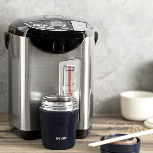 Tiger -  5L Stainless Steel Electric Water Boiler And Warmer -  PDU-A50U