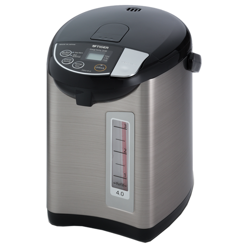 Tiger -  4L Stainless Steel Electric Water Boiler And Warmer -  PDU-A40U