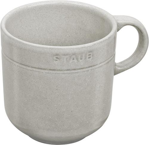 Staub - 350 Ml White Truffle Mug