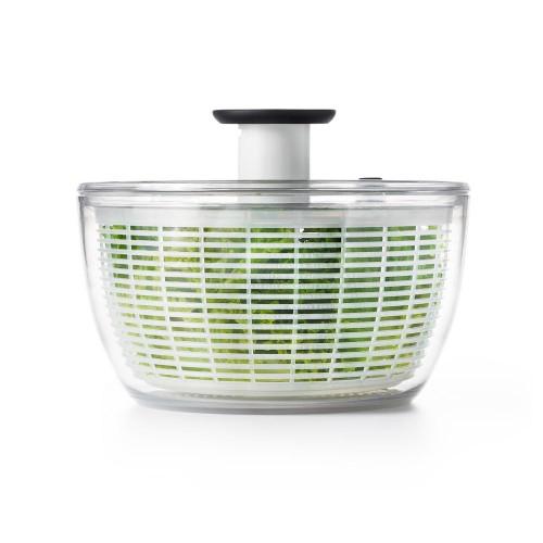 OXO - Good Grips 5.8L (6.2QT) Salad Spinner 4.0