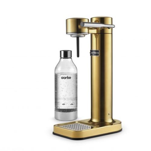 Aarke - Brass Sparkling Water Maker - AA03BRSS