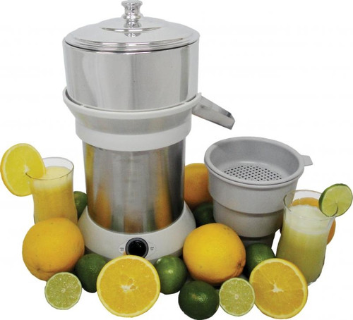 Omcan - Citrus Juice Extractor With 0.25 Hp Motor - 10865