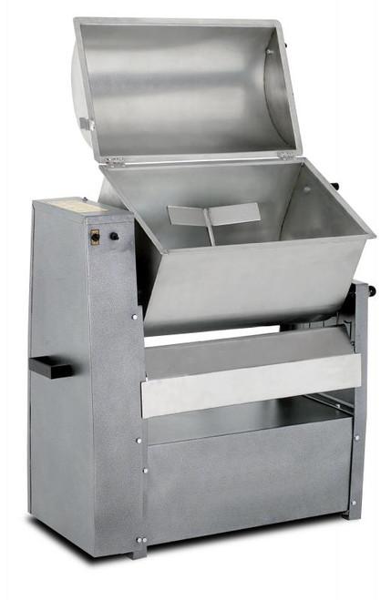 "Omcan - 15"" Medium-Duty Meat Mixer - 13153"