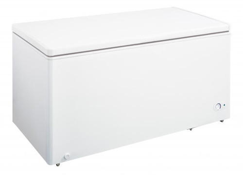 """Omcan - 60"""" Chest Freezer With Solid Flat Top - 45297"""