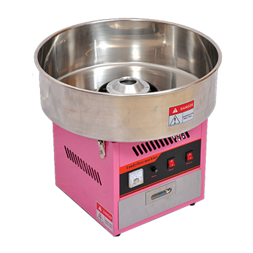 """Omcan - Countertop Candy Floss Machine With 28"""" Bowl Size - 41337"""