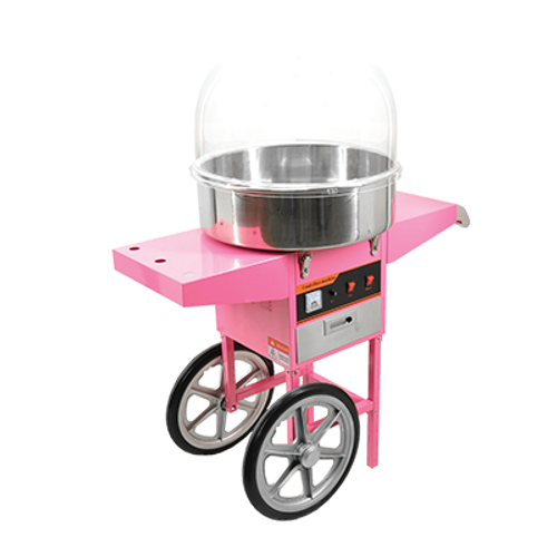 Omcan - Candy Floss Machine With Trolley - 40383