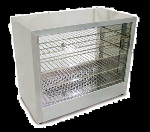 """Omcan - 25"""" Display Warmer With 4 Racks - 26086"""
