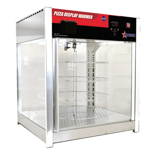 Omcan - 1.7 Kw Pizza Display Warmer - 41468