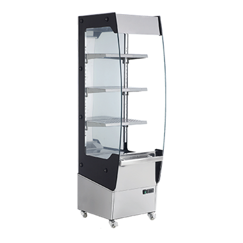 Omcan - 220 L Floor Display Warmer With 1.65 Kw - 39537